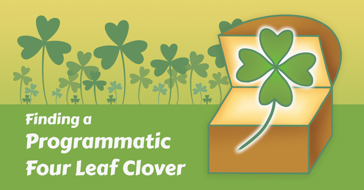Infographic_March Four Leaf Clover_Featured Image