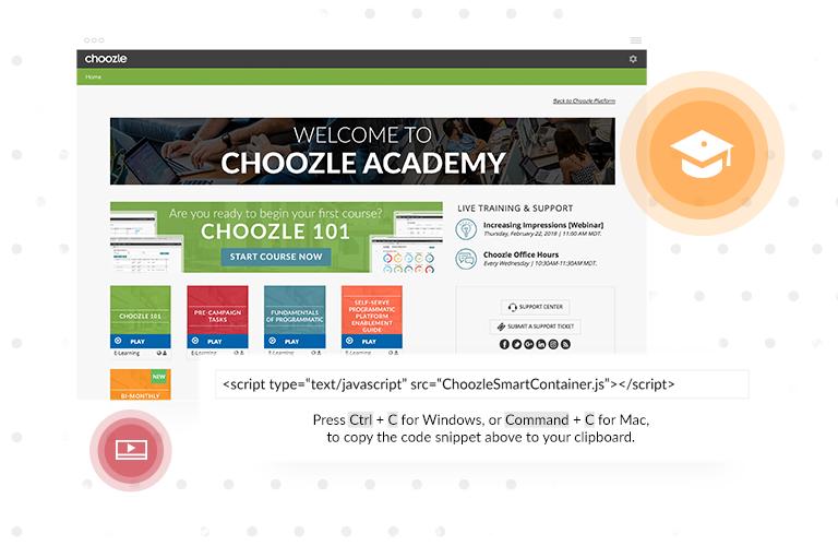Programmatic Media Buying Platform | Choozle