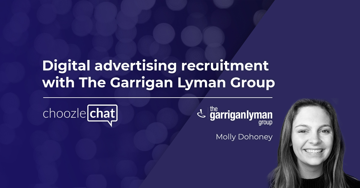 Digital advertising recruitment with The Garrigan Lyman Group