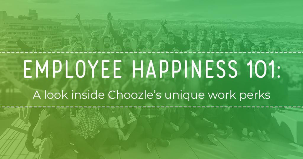 Employee Happiness 101