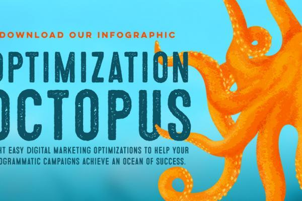 Optimization octopus | 8 easy digital marketing optimization