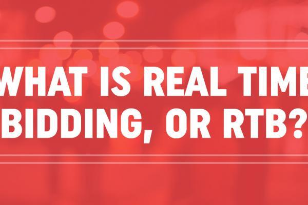 What is real time bidding, or RTB?