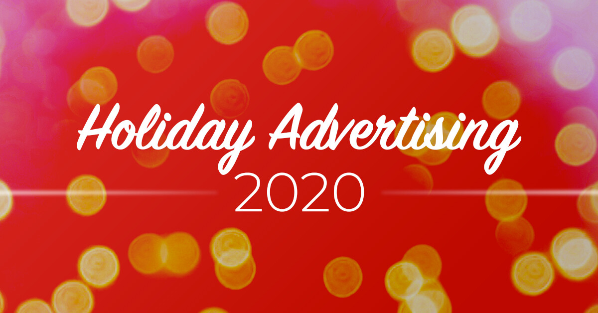 Holiday marketing 2020