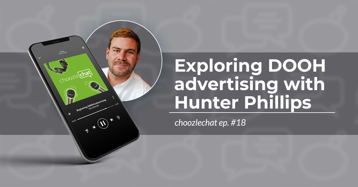 Exploring DOOH advertising with Hunter Phillips