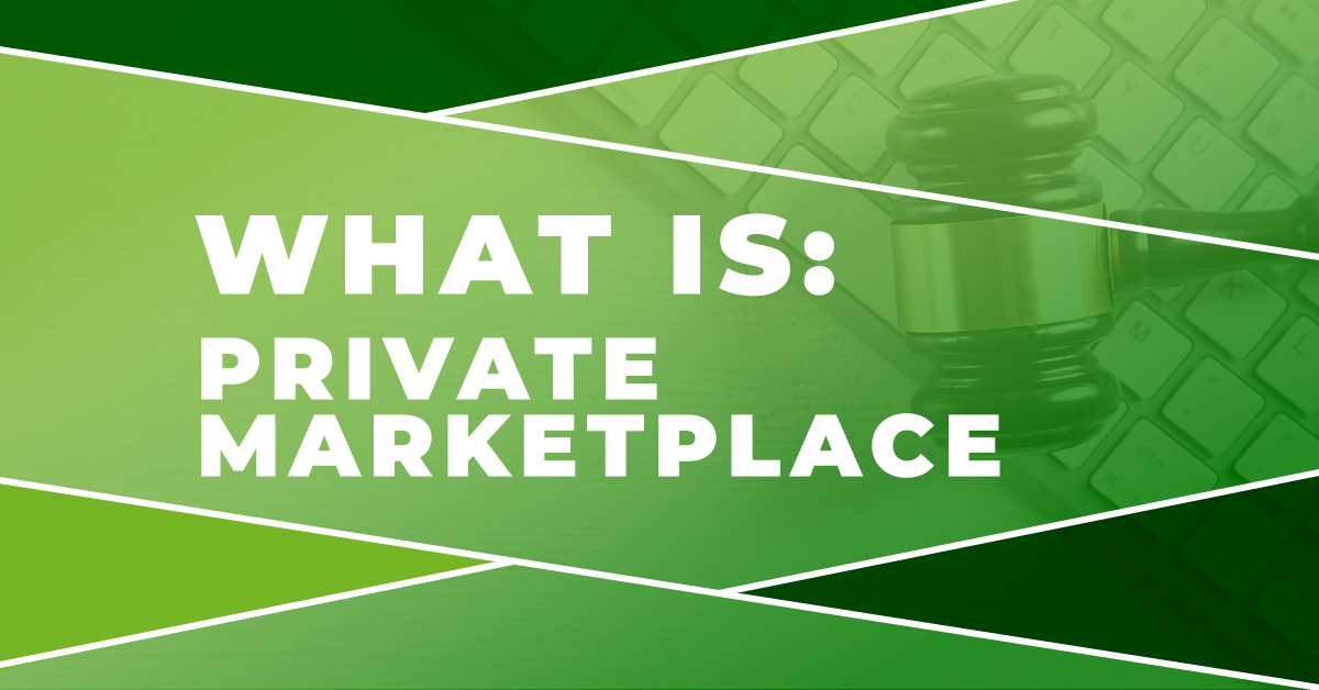 Private Marketplace Advertising